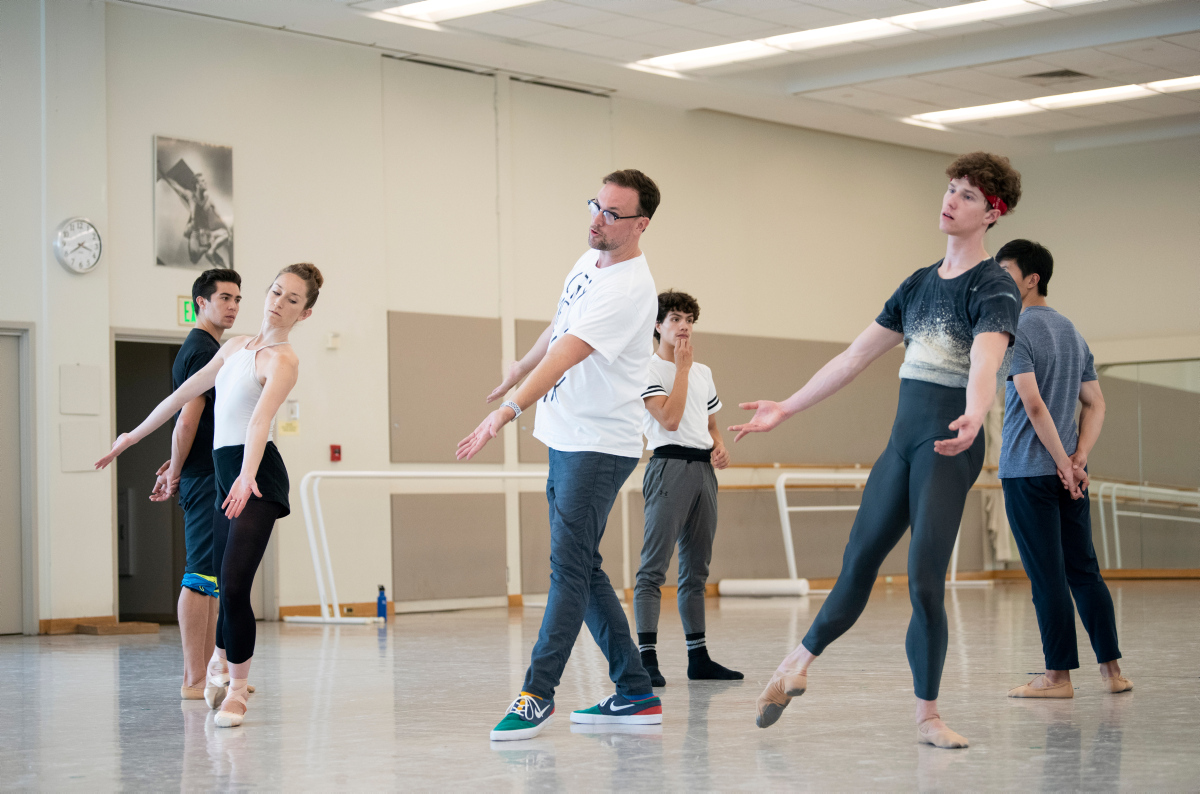 San Francisco Ballet Gives World Premiere Performances of Trey McIntyre's The Big Hunger on Program 03: Dance Innovations, February 13–23, 2020