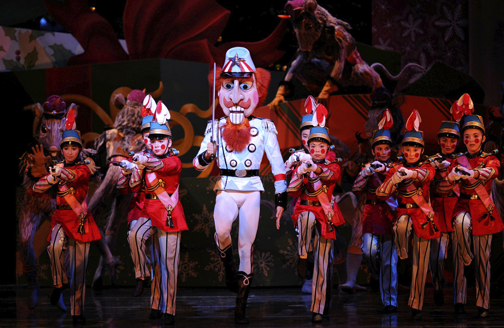 SAN FRANCISCO BALLET PRESENTS THE 75th ANNIVERSARY OF AMERICA'S FIRST NUTCRACKER, DECEMBER 11–29