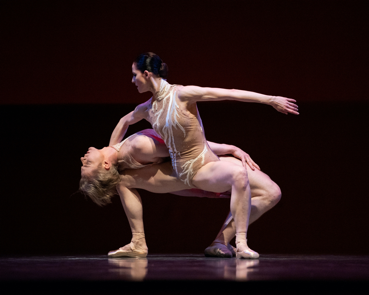 Sofiane Sylve and Tiit Helimets in Liang's The Infinite Ocean // © Erik Tomasson