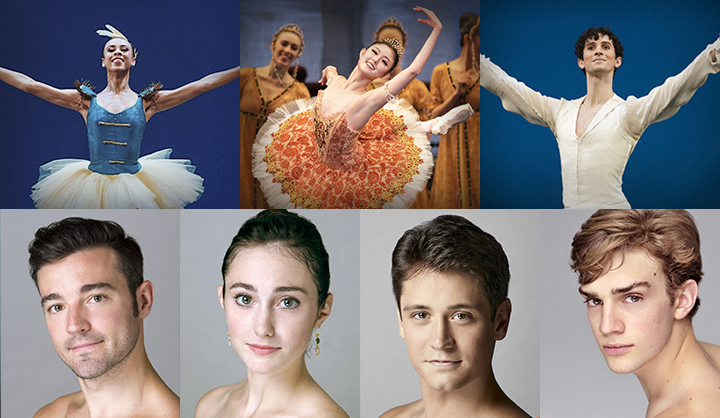 SAN FRANCISCO BALLET ANNOUNCES COMPANY PROMOTIONS FOR 2021 SEASON
