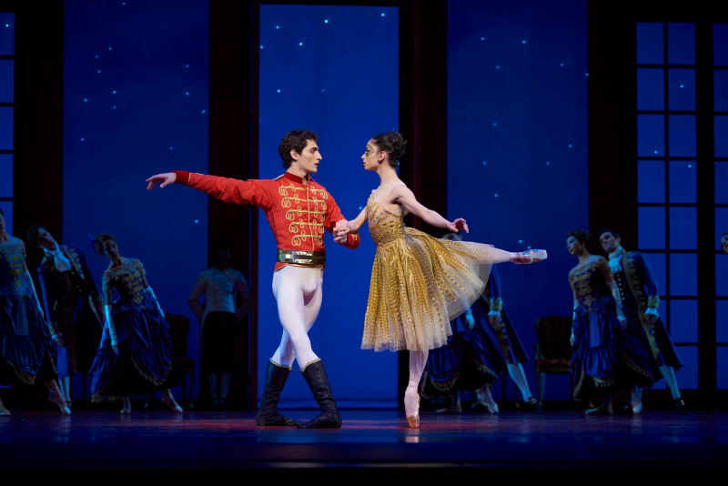 "CHRISTOPHER WHEELDON'S ""BREATHTAKING"" CINDERELLA OPENS SAN FRANCISCO BALLET'S 2020 REPERTORY SEASON, JANUARY 21–FEBRUARY 2"