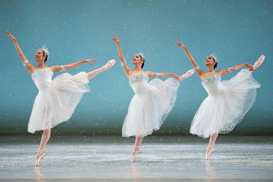 San Francisco Ballet in Tomasson's Nutcracker // © Erik Tomasson