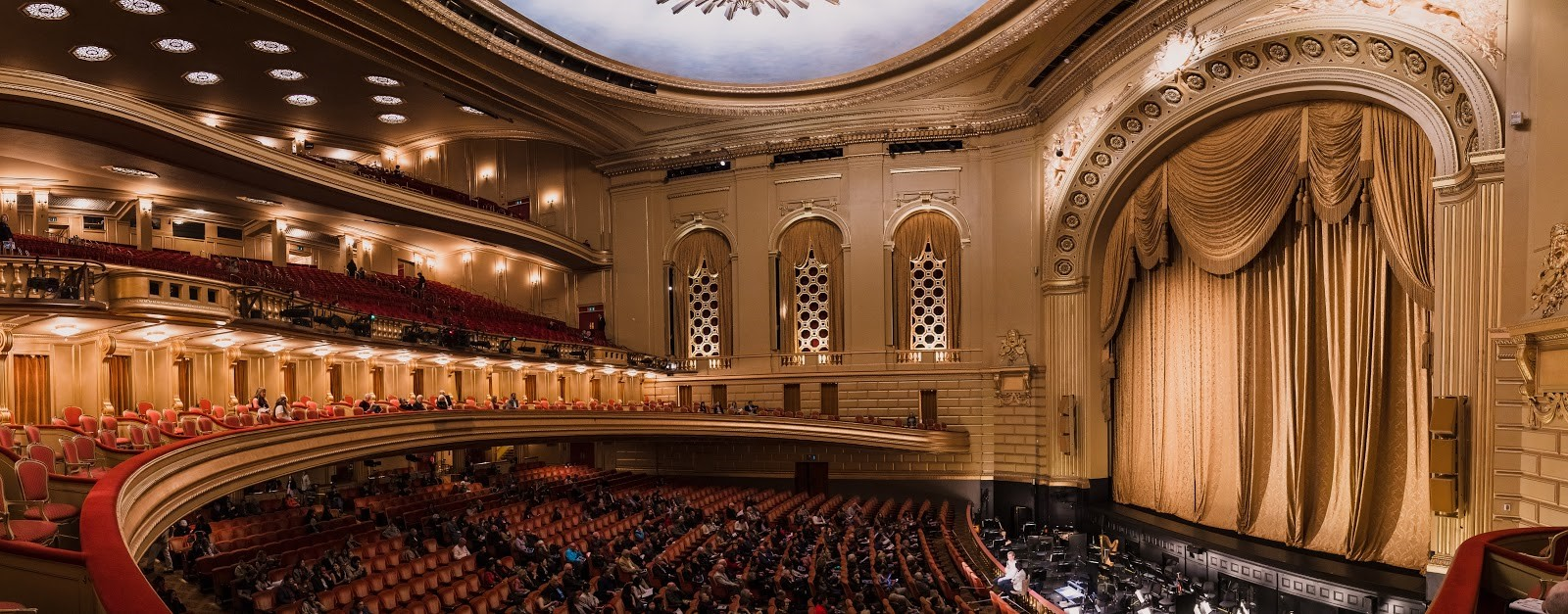 SAN FRANCISCO BALLET AND SAN FRANCISCO OPERA ANNOUNCE FINAL PHASE OF WAR MEMORIAL OPERA HOUSE SEAT UPGRADE PROJECT SCHEDULED FOR 2021