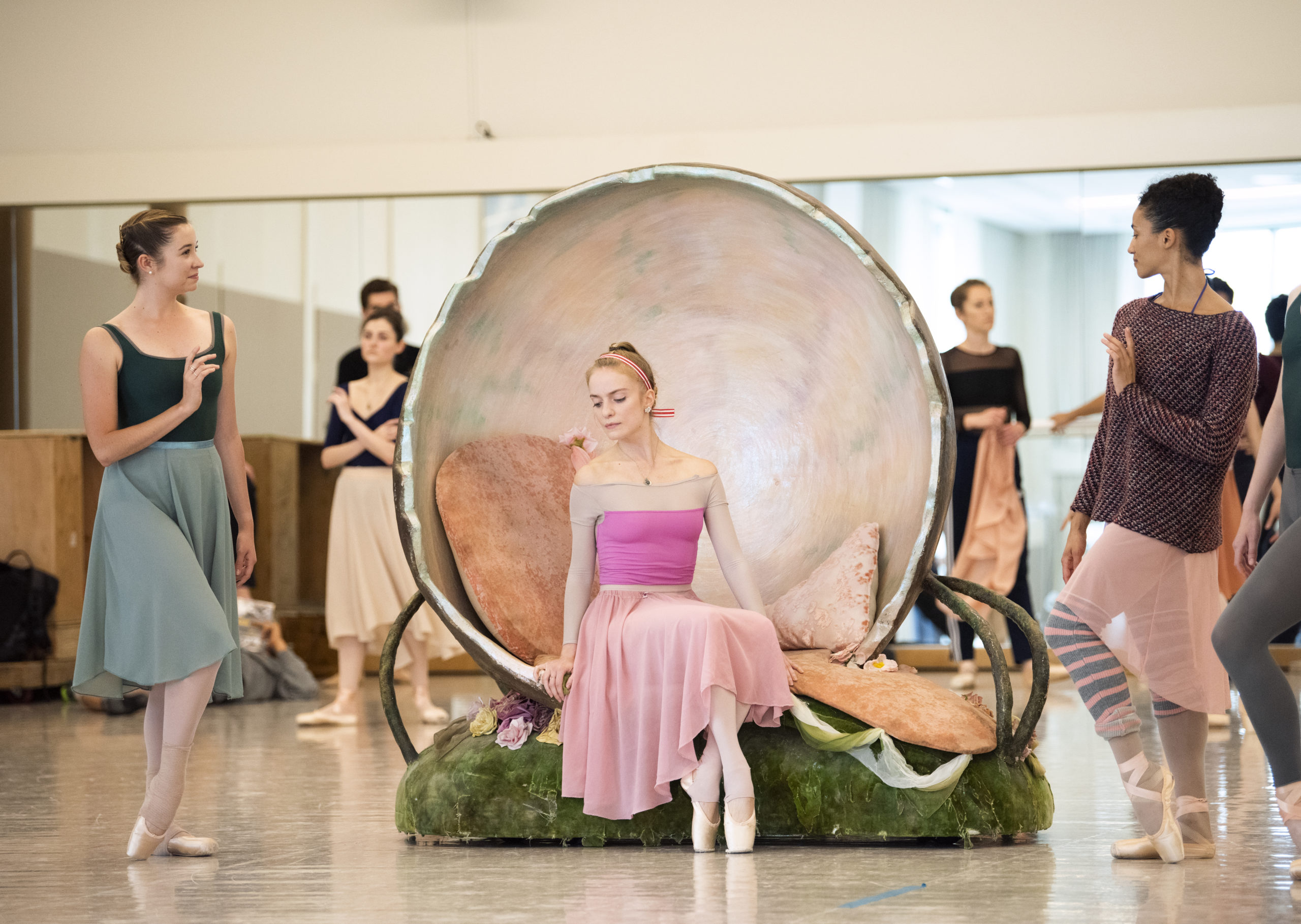 GEORGE BALANCHINE'S A MIDSUMMER NIGHT'S DREAM RETURNS TO SAN FRANCISCO BALLET FOR THE FIRST TIME IN 34 YEARS, MARCH 6–15, 2020