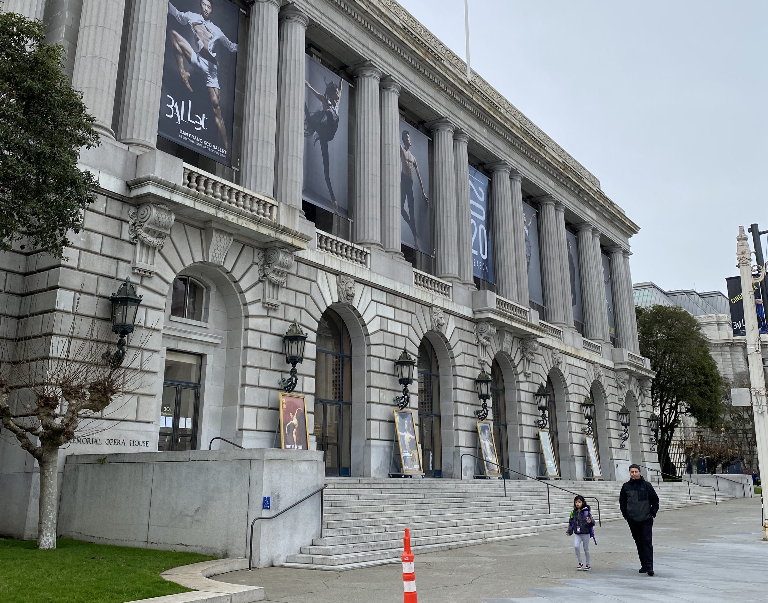 SAN FRANCISCO BALLET SUSPENDS PERFORMANCES OF JEWELS, APRIL 15 – 21, AND ROMEO & JULIET, MAY 1 – 10
