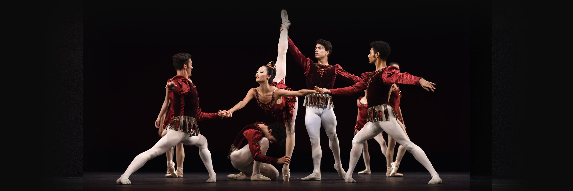 George Balanchine's Rubies