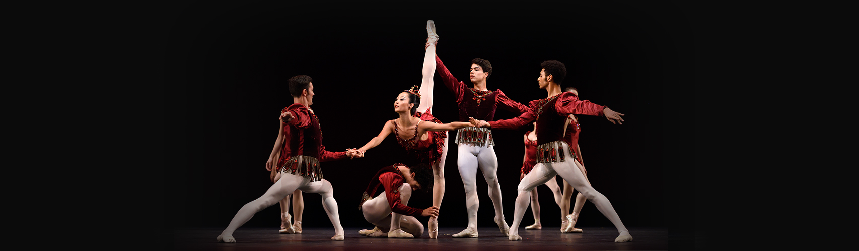 San Francisco Ballet in Balanchine's Rubies