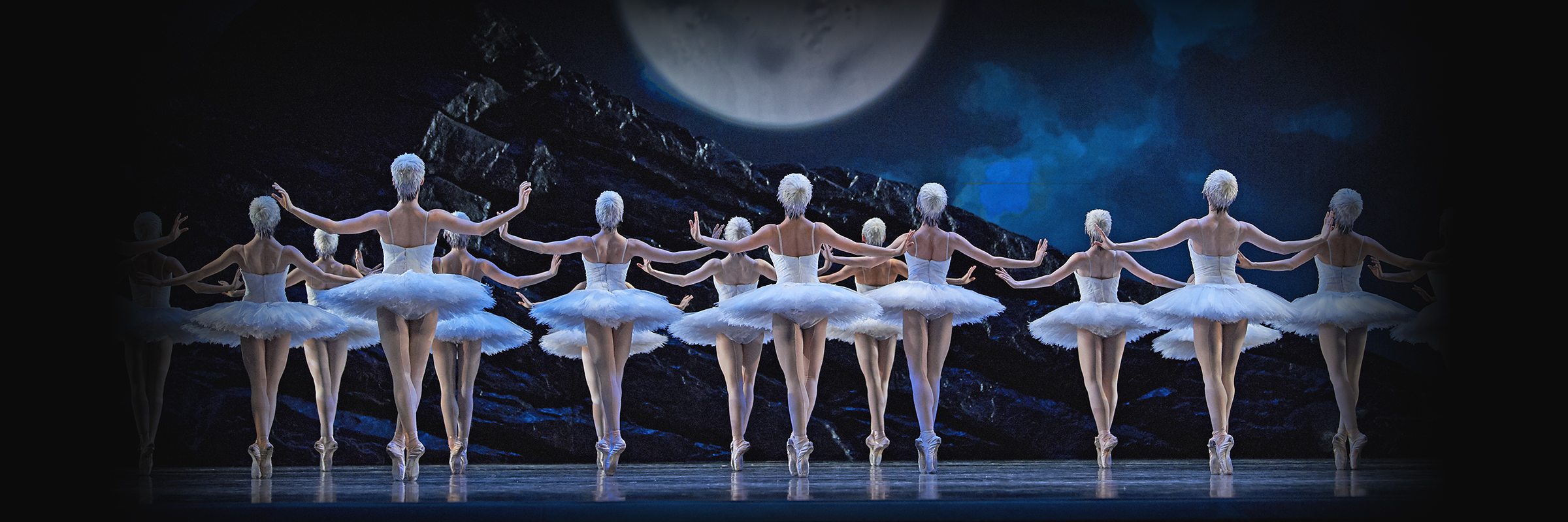 San Francisco Ballet in Tomasson's Swan Lake