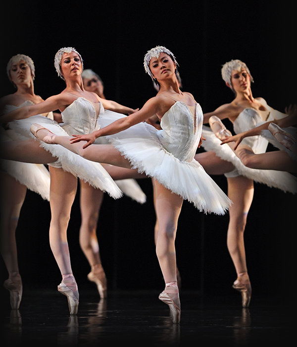 San Francisco Ballet in Tomasson's Swan Lake