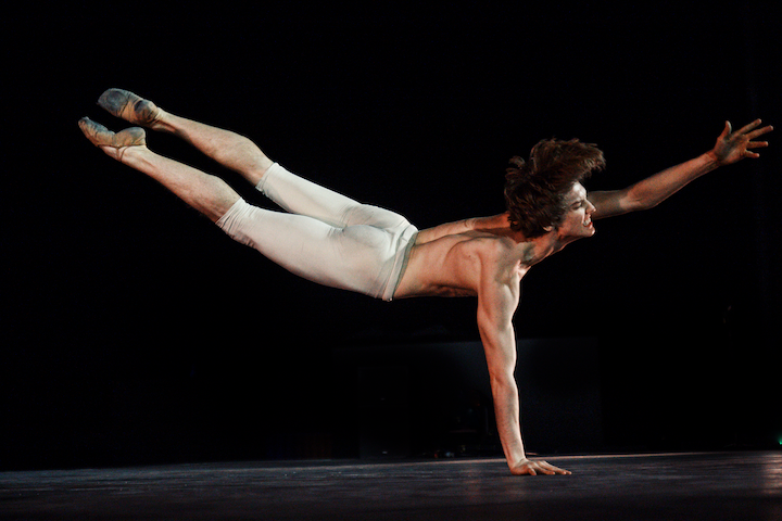 SAN FRANCISCO BALLET ANNOUNCES APPOINTMENT OF JULIAN MACKAY, PRINCIPAL DANCER