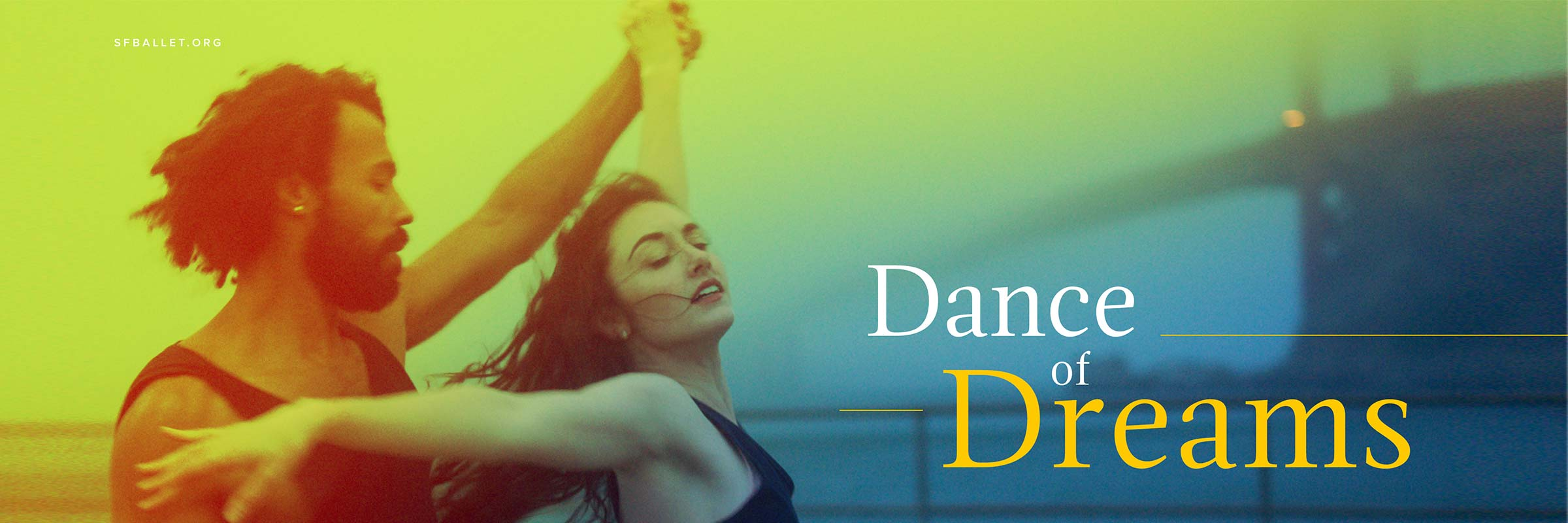SAN FRANCISCO BALLET RELEASES A NEW DANCE FILM DIRECTED BY BENJAMIN MILLEPIED: DANCE OF DREAMS