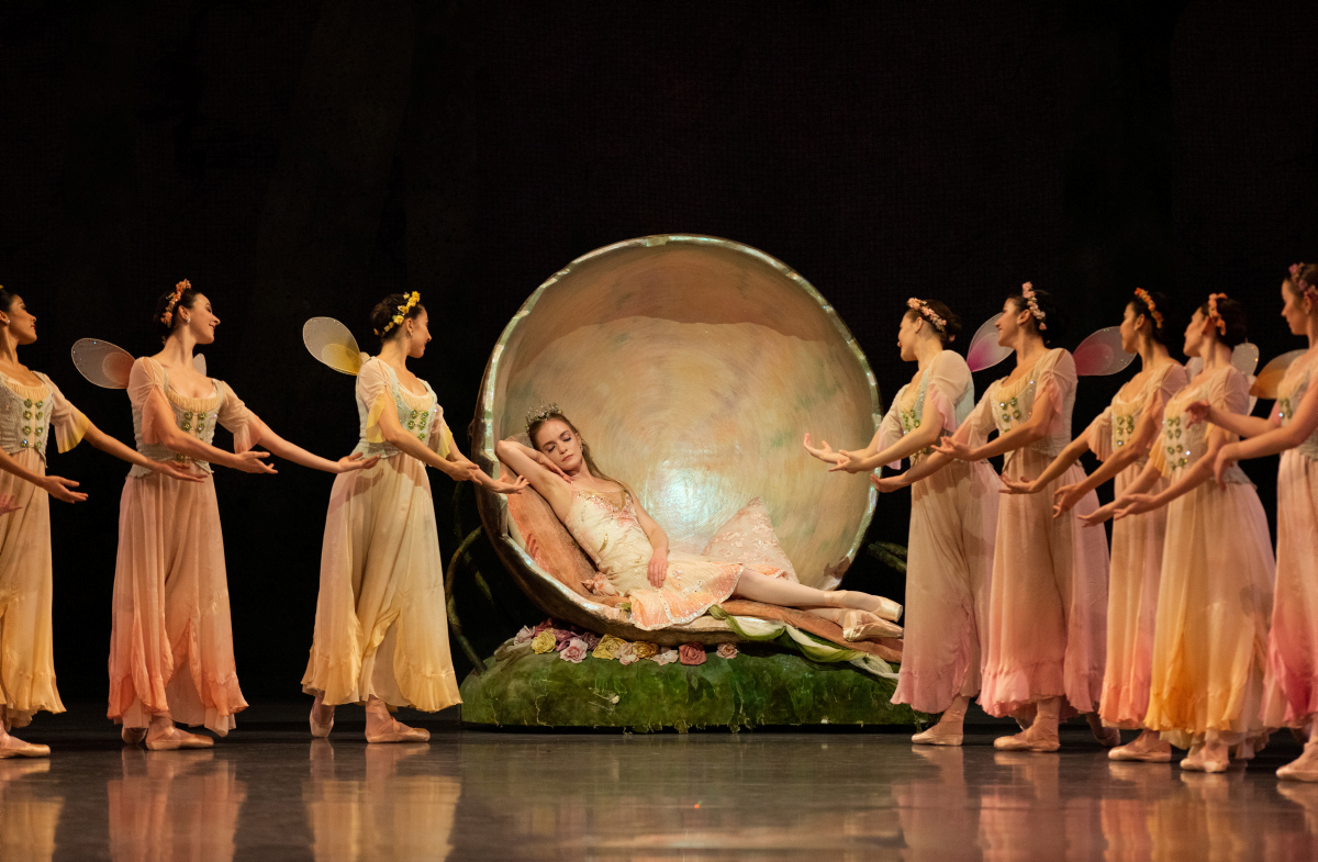 GEORGE BALANCHINE'S A MIDSUMMER NIGHT'S DREAM, JANUARY 21–FEBRUARY 10, OPENS SAN FRANCISCO BALLET'S 2021 DIGITAL SEASON