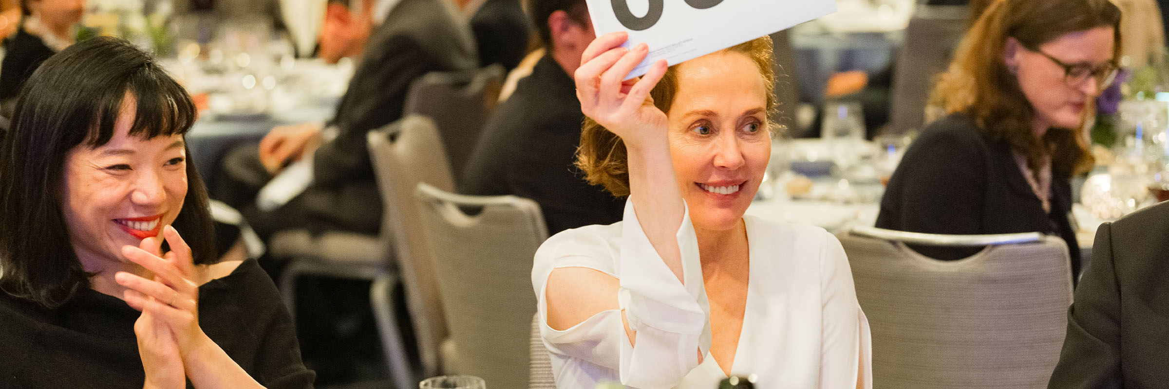 SAN FRANCISCO, CA - May 22 - Atmosphere at SF Ballet School Spring Festival Dinner 2019 on May 22nd 2019 at Four Seasons Hotel in San Francisco, CA (Photo - Susana Bates for Drew Altizer Photography)