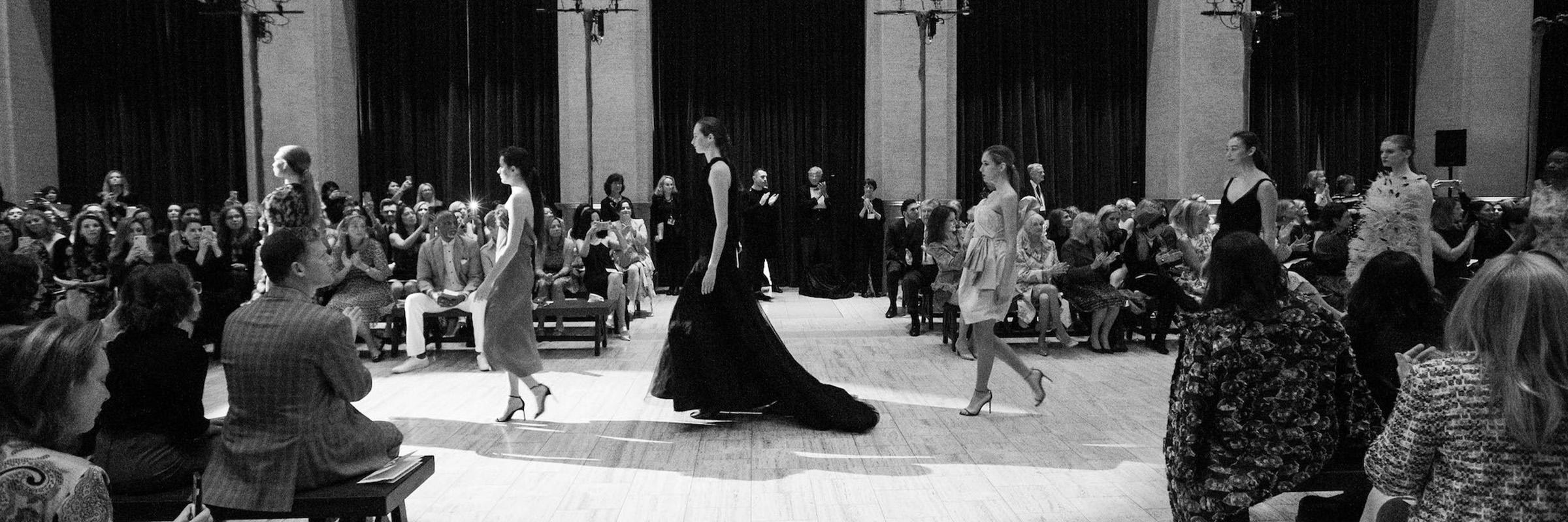 Fashion Show San Francisco Ballet